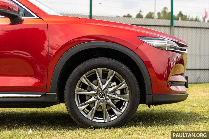 Mazda CX-8 2019 CKD kini sudah boleh ditempah – 3 baris-tempat duduk, 2.5L petrol & 2.2 diesel, 4 varian Image #1024009
