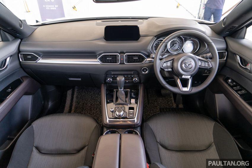 Mazda CX-8 2019 CKD kini sudah boleh ditempah – 3 baris-tempat duduk, 2.5L petrol & 2.2 diesel, 4 varian Image #1024018