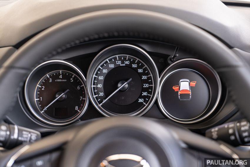 Mazda CX-8 2019 CKD kini sudah boleh ditempah – 3 baris-tempat duduk, 2.5L petrol & 2.2 diesel, 4 varian Image #1024020