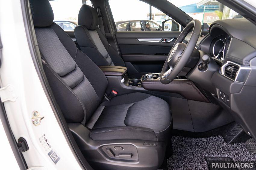 Mazda CX-8 2019 CKD kini sudah boleh ditempah – 3 baris-tempat duduk, 2.5L petrol & 2.2 diesel, 4 varian Image #1024022