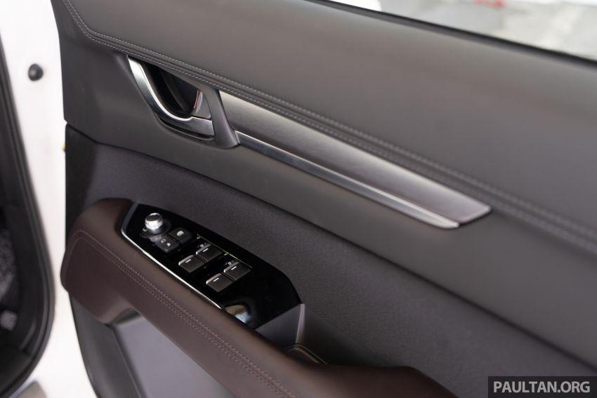Mazda CX-8 2019 CKD kini sudah boleh ditempah – 3 baris-tempat duduk, 2.5L petrol & 2.2 diesel, 4 varian Image #1024023
