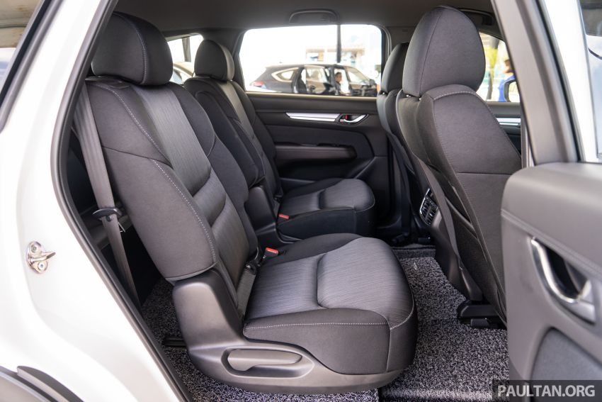 Mazda CX-8 2019 CKD kini sudah boleh ditempah – 3 baris-tempat duduk, 2.5L petrol & 2.2 diesel, 4 varian Image #1024024