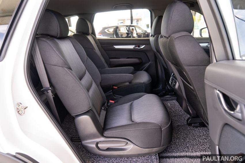 Mazda CX-8 2019 CKD kini sudah boleh ditempah – 3 baris-tempat duduk, 2.5L petrol & 2.2 diesel, 4 varian Image #1024025