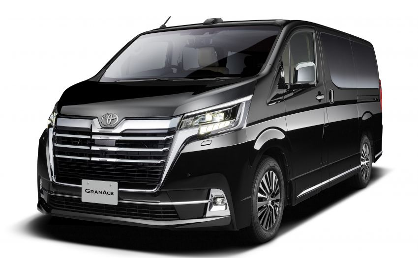 Toyota GranAce – eight-seat MPV set to debut in Tokyo Image #1027280