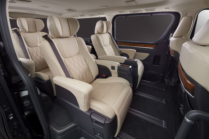 Toyota GranAce – eight-seat MPV set to debut in Tokyo Image #1027278