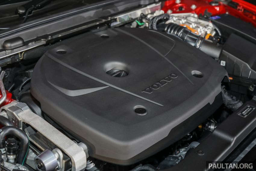 2019 Volvo S60 T8 R-Design launched in Malaysia – 2.0L PHEV, 407 hp, 640 Nm, 0-100 km/h in 4.4s, RM296k Image #1035674