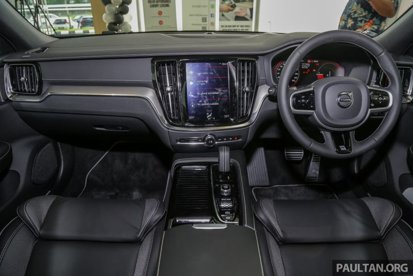 2019 Volvo S60 T8 R-Design launched in Malaysia – 2.0L PHEV, 407 hp, 640 Nm, 0-100 km/h in 4.4s, RM296k Image #1035675