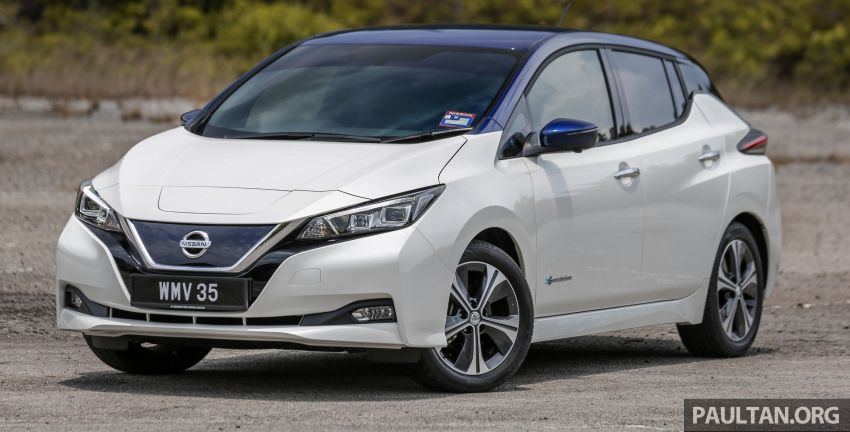 REVIEW: 2019 Nissan Leaf EV in Malaysia – RM188k Image #1032670