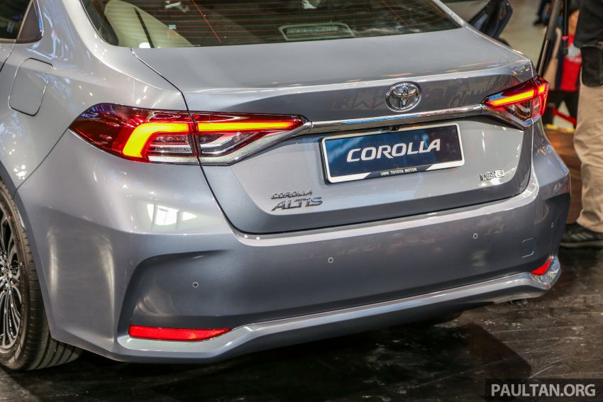 2019 Toyota Corolla launched in Malaysia – two 1.8L variants; Toyota Safety Sense on 1.8G; from RM129k Image #1028201