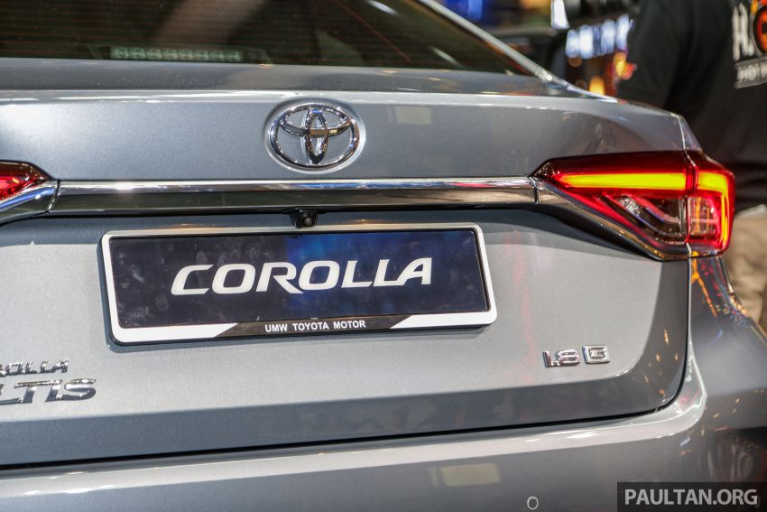 2019 Toyota Corolla launched in Malaysia – two 1.8L variants; Toyota Safety Sense on 1.8G; from RM129k Image #1028204