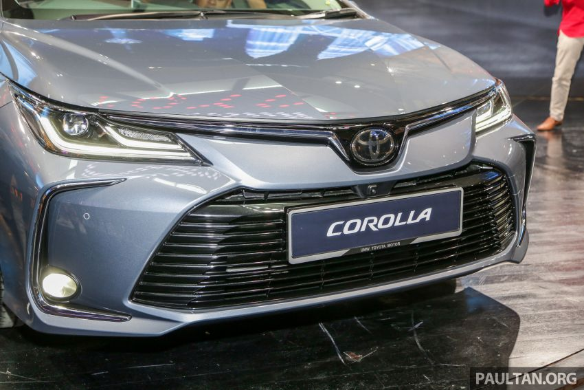 2019 Toyota Corolla launched in Malaysia – two 1.8L variants; Toyota Safety Sense on 1.8G; from RM129k Image #1028189