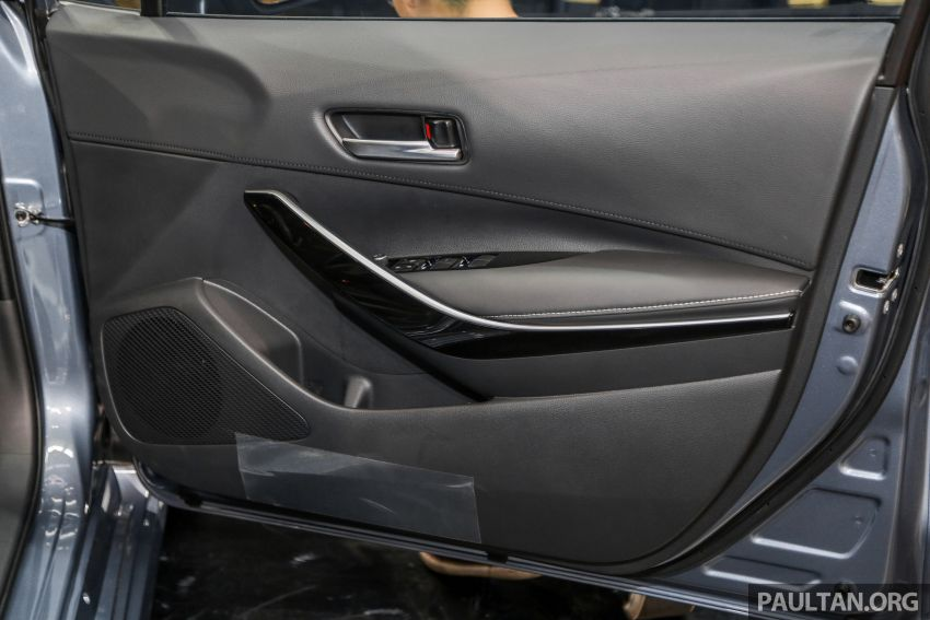 2019 Toyota Corolla launched in Malaysia – two 1.8L variants; Toyota Safety Sense on 1.8G; from RM129k Image #1028228
