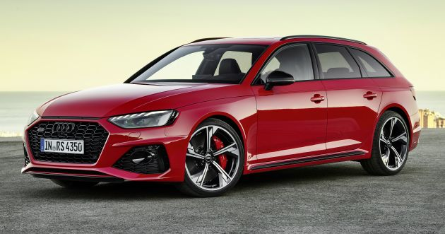 2020 Audi RS4 Avant, RS5 Sportback now on sale in Malaysia ...