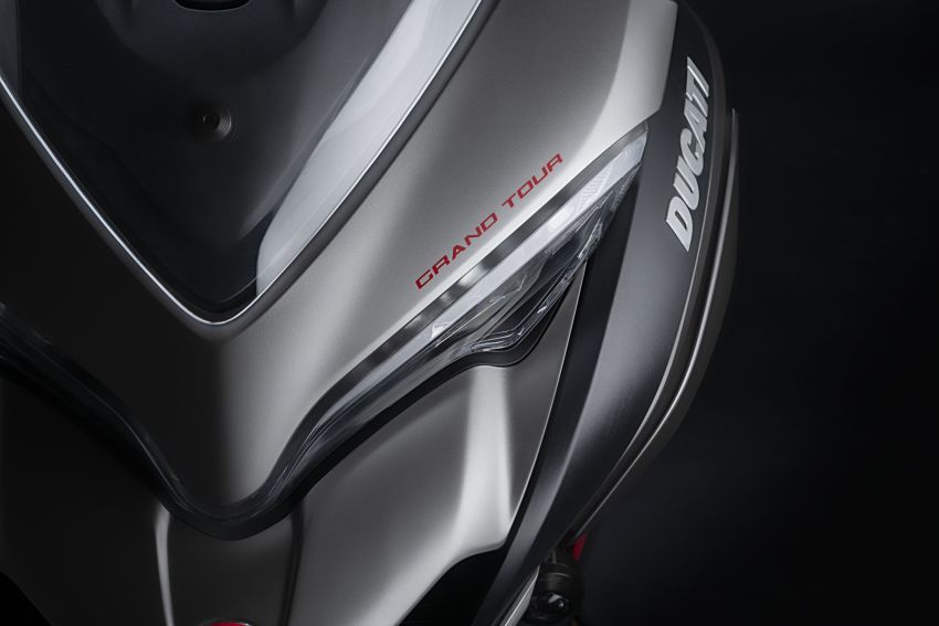 2020 Ducati Multistrada 1260 S gets Grand Tour variant Image #1036103
