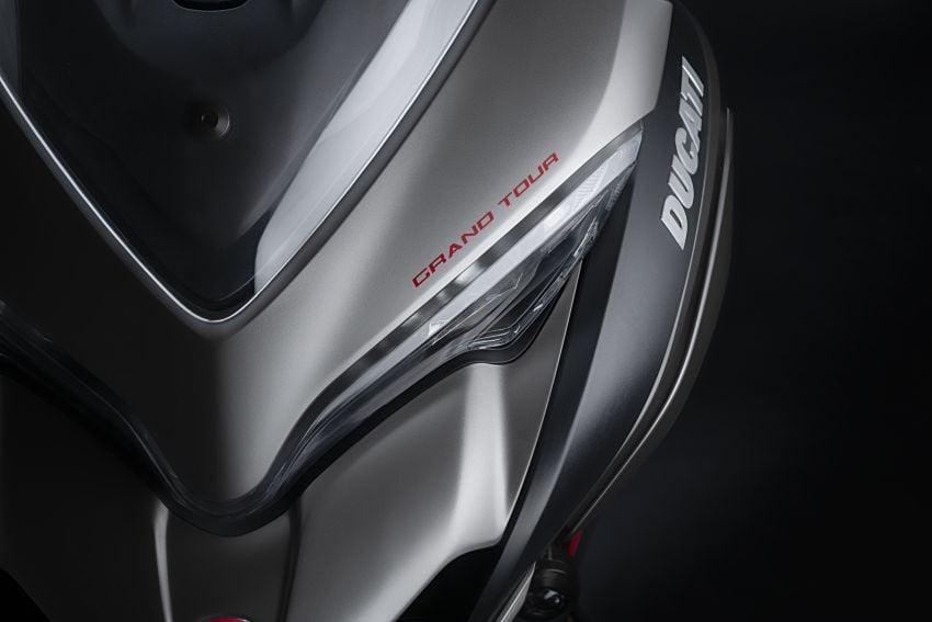 2020 Ducati Multistrada 1260 S gets Grand Tour variant Image #1036103