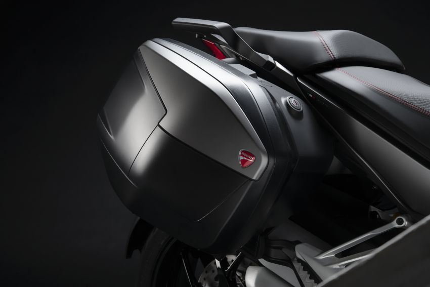 2020 Ducati Multistrada 1260 S gets Grand Tour variant Image #1036112