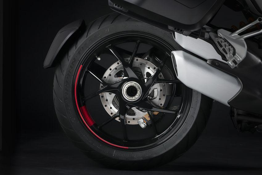 2020 Ducati Multistrada 1260 S gets Grand Tour variant Image #1036113