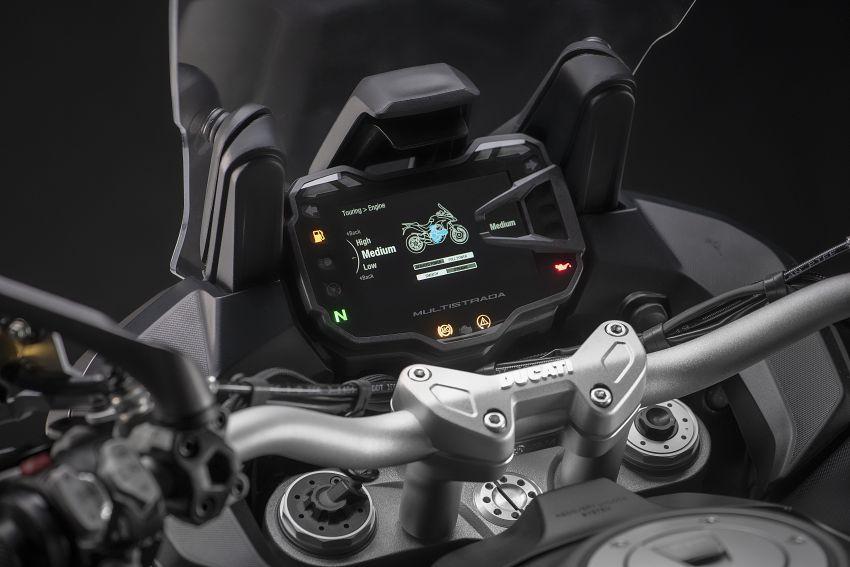 2020 Ducati Multistrada 1260 S gets Grand Tour variant Image #1036129