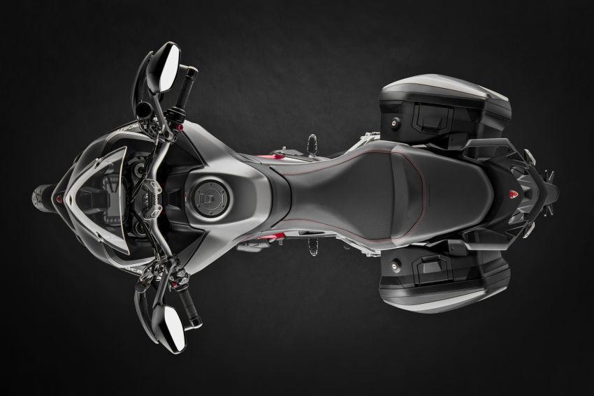 2020 Ducati Multistrada 1260 S gets Grand Tour variant Image #1036130