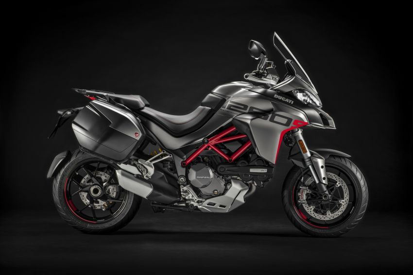 2020 Ducati Multistrada 1260 S gets Grand Tour variant Image #1036139
