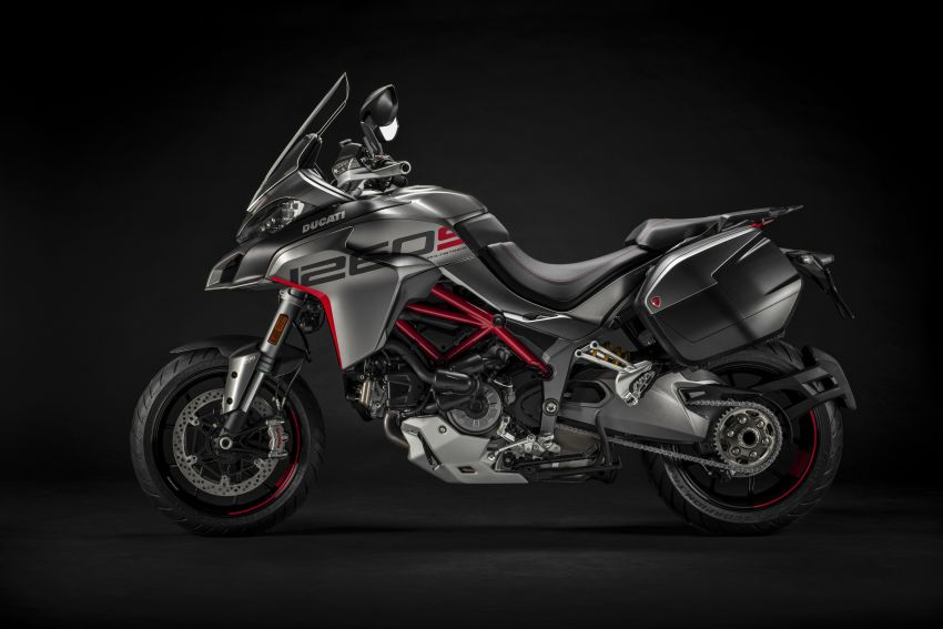 2020 Ducati Multistrada 1260 S gets Grand Tour variant Image #1036140