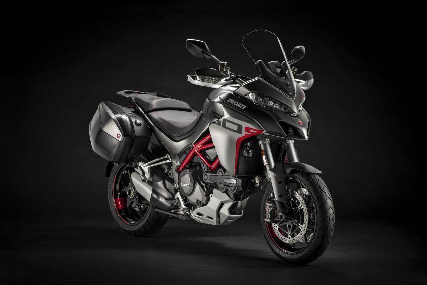 2020 Ducati Multistrada 1260 S gets Grand Tour variant Image #1036143