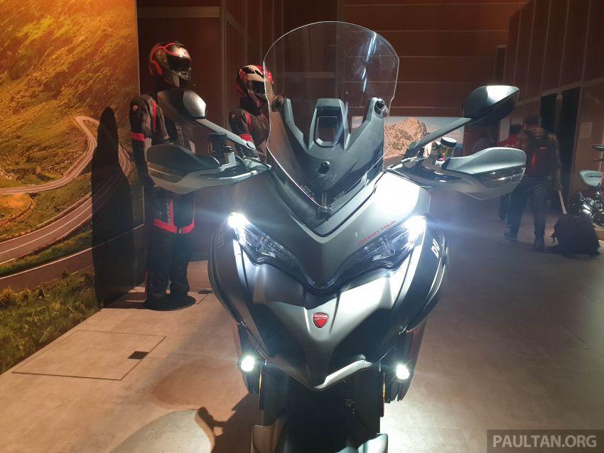 2020 Ducati Multistrada 1260 S gets Grand Tour variant Image #1036082