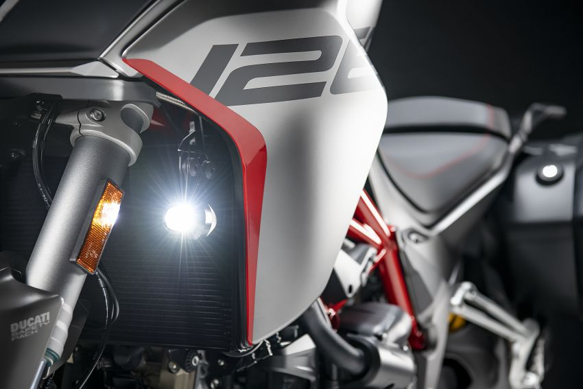 2020 Ducati Multistrada 1260 S gets Grand Tour variant Image #1036155