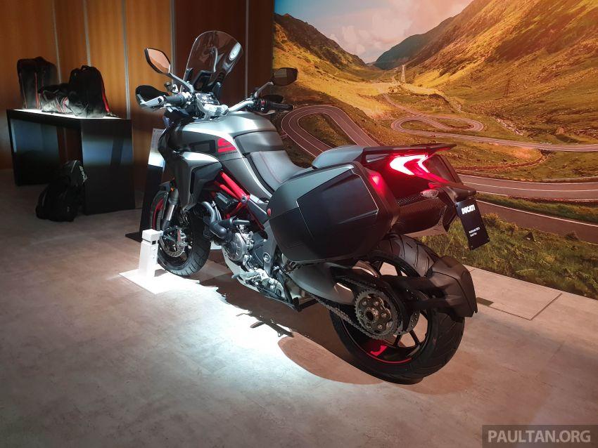 2020 Ducati Multistrada 1260 S gets Grand Tour variant Image #1036089