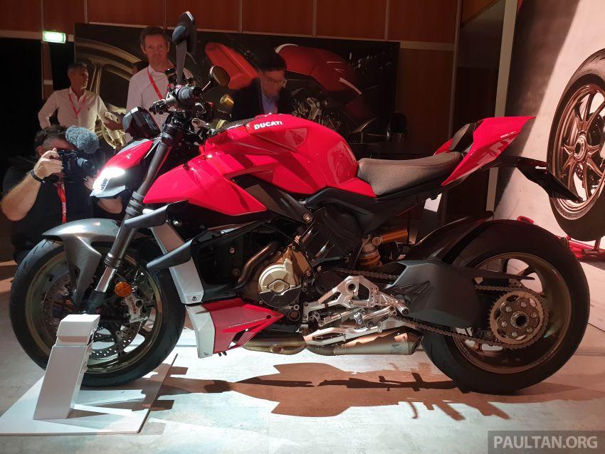 Ducati Streetfighter V4 – 208 hp, 123 Nm tork, 178 kg Image #1036463