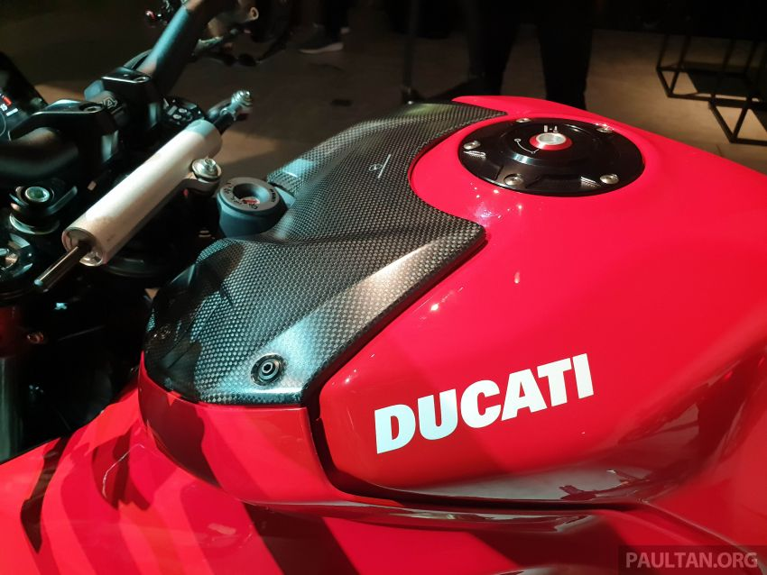 2020 Ducati Streetfighter V4 shown at DWP2020 – 208 hp, 123 Nm, 178 kg, from the equivalent of RM93,094 Image #1034636