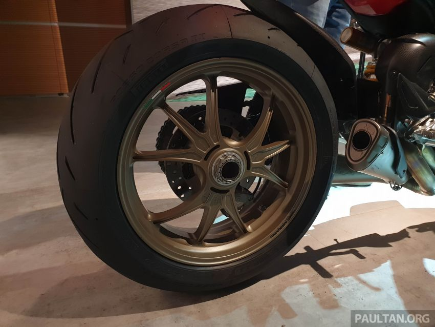 Ducati Streetfighter V4 – 208 hp, 123 Nm tork, 178 kg Image #1036452