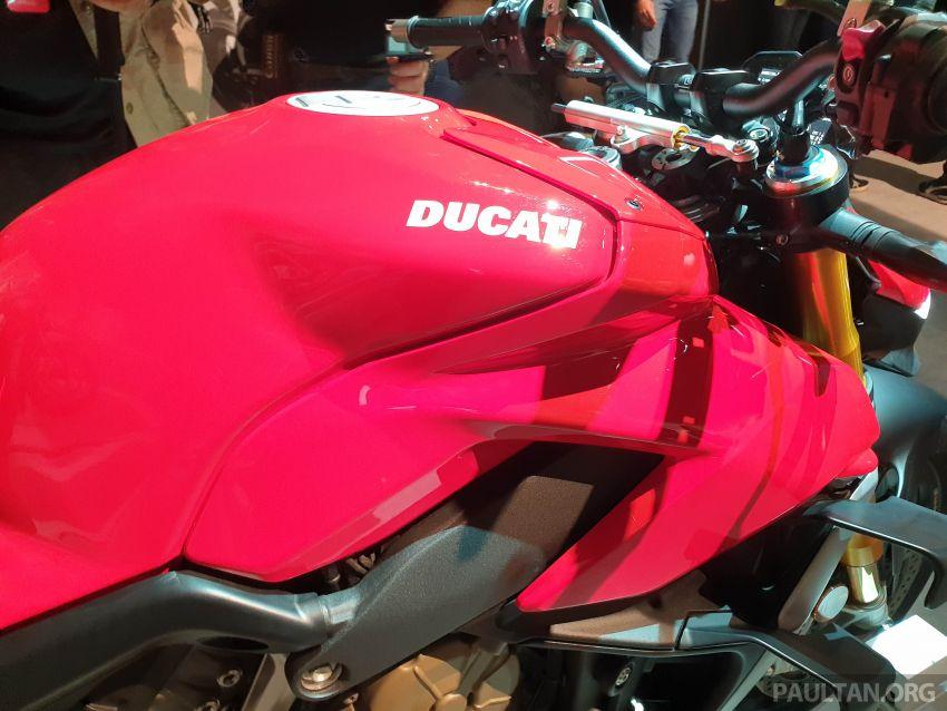 Ducati Streetfighter V4 – 208 hp, 123 Nm tork, 178 kg Image #1036470
