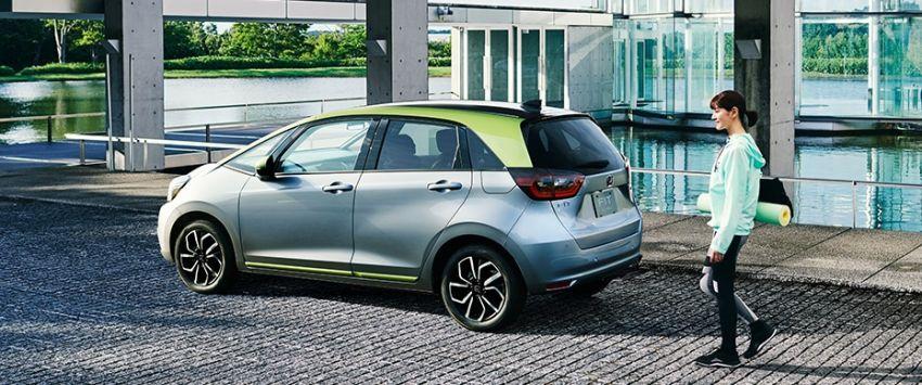 Tokyo 2019: Honda Jazz – 4th-gen debuts, five variants, two-motor i-MMD hybrid system, Sensing Image #1033665
