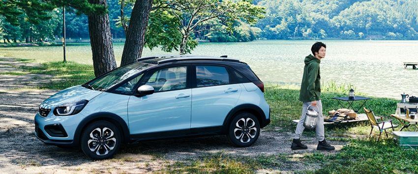 Tokyo 2019: Honda Jazz – 4th-gen debuts, five variants, two-motor i-MMD hybrid system, Sensing Image #1033662
