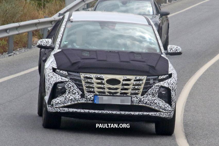 "2020 Hyundai Tucson to get ""very interesting"" design Image #1026942"