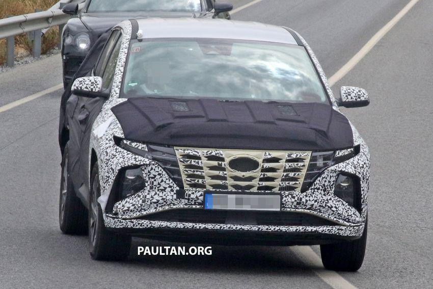 "2020 Hyundai Tucson to get ""very interesting"" design Image #1026944"
