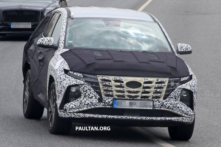 "2020 Hyundai Tucson to get ""very interesting"" design Image #1026945"