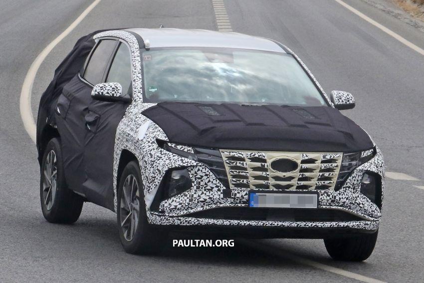 "2020 Hyundai Tucson to get ""very interesting"" design Image #1026947"