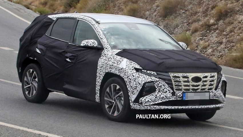 "2020 Hyundai Tucson to get ""very interesting"" design Image #1026949"