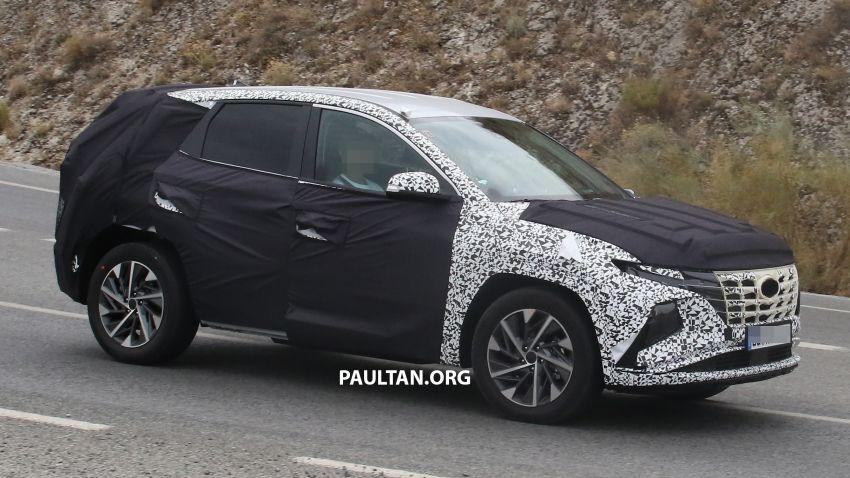 "2020 Hyundai Tucson to get ""very interesting"" design Image #1026953"