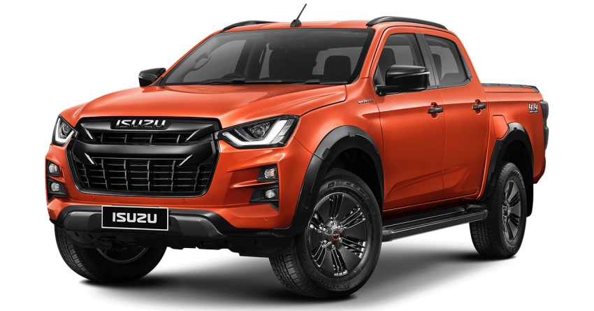 2020 Isuzu D-Max unveiled – third-gen pick-up gets big new grille, more tech and improved ride and handling Image #1029574