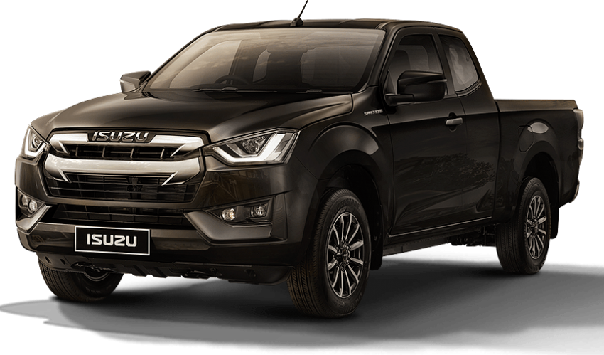 2020 Isuzu D-Max unveiled – third-gen pick-up gets big new grille, more tech and improved ride and handling Image #1029576