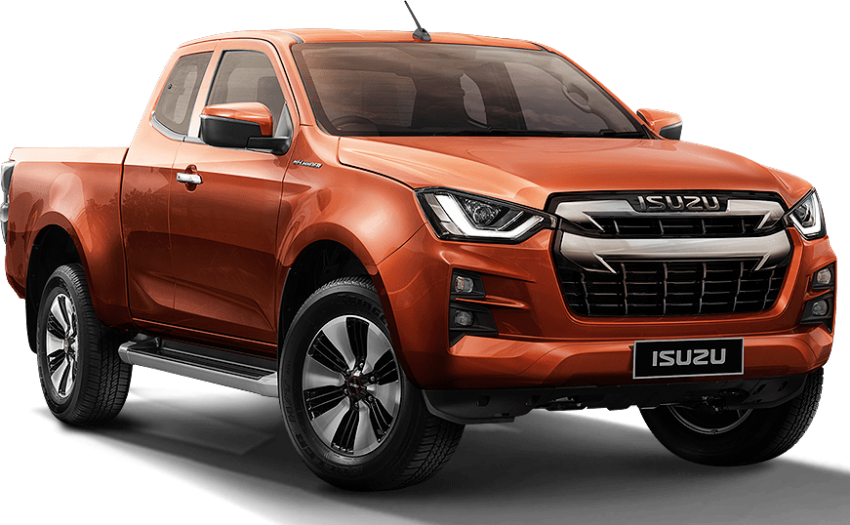 2020 Isuzu D-Max unveiled – third-gen pick-up gets big new grille, more tech and improved ride and handling Image #1029578