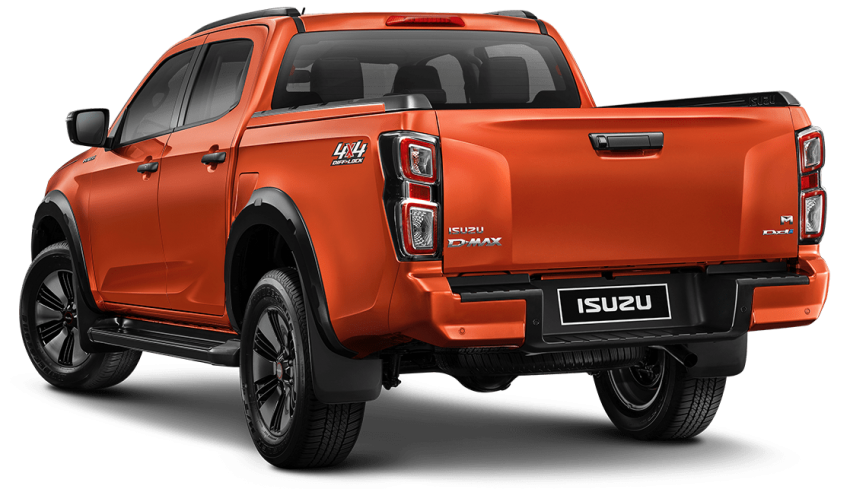 2020 Isuzu D-Max unveiled – third-gen pick-up gets big new grille, more tech and improved ride and handling Image #1029579