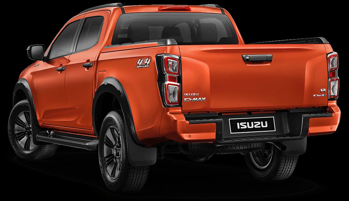 2020 Isuzu D-Max unveiled - third-gen pick-up gets big new ...