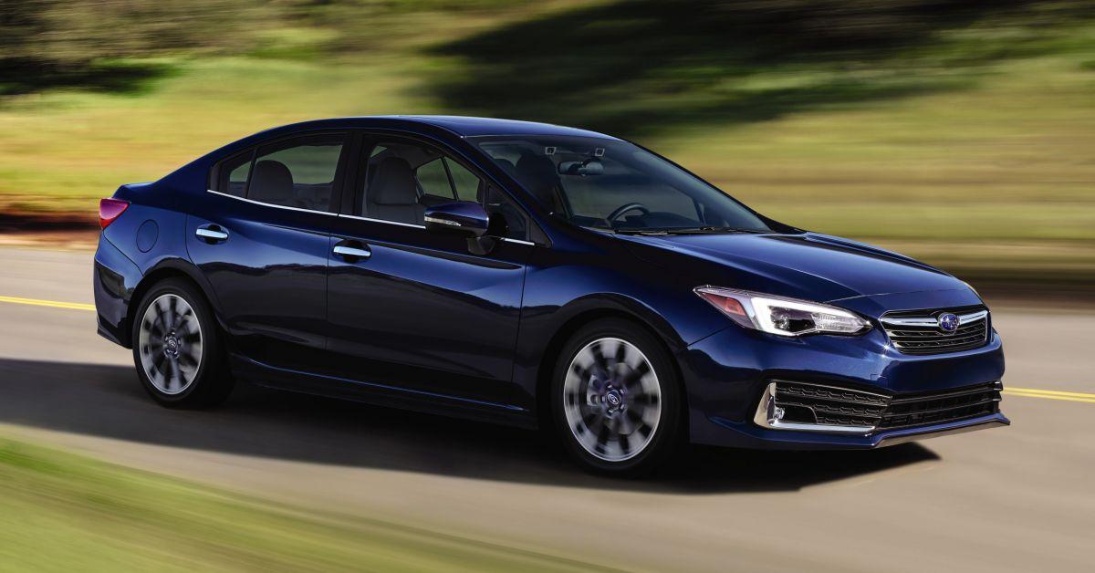 2020 Subaru Impreza facelift debuts - big safety bump!