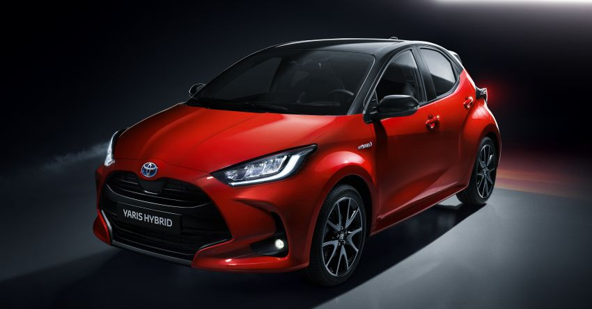 2020 Toyota Yaris – first compact TNGA-based model; Dynamic Force engines, Advanced Park system debut Image #1031260