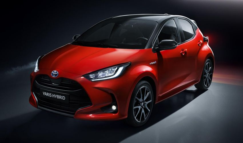 2020 Toyota Yaris – first compact TNGA-based model; Dynamic Force engines, Advanced Park system debut Image #1031207