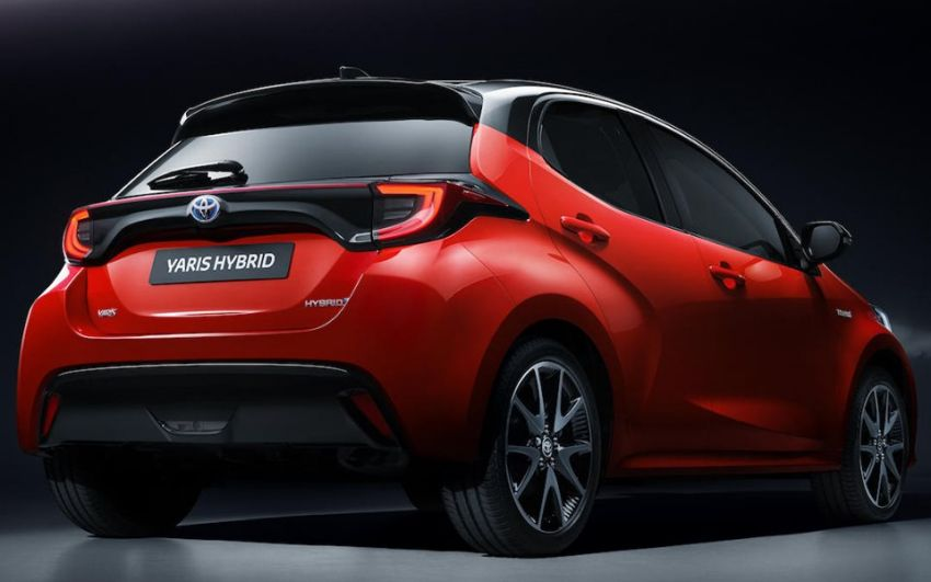 2020 Toyota Yaris – first compact TNGA-based model; Dynamic Force engines, Advanced Park system debut Image #1031218